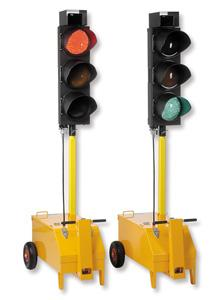 traffic light batteries